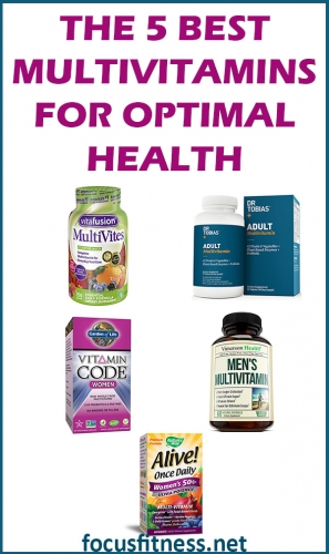 If you want to maintain optimal health and lower the risk of diseases, this article will show you the best multivitamins in the market #multivitamins #market #focusfitness