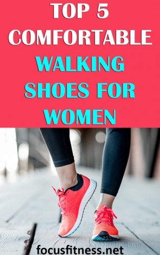 If you want to get fit or improve your health through walking, this article will show you the best walking shoes for women #walking #shoes #women #focusfitness