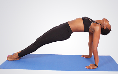 How to Do the Inverse Plank