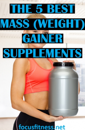In this article, you will discover the best mass gainer supplements to help you gain weight and increase muscle mass rapidly #mass #weight #gainer #supplement #focusfitness
