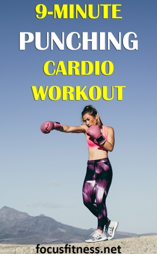 If you want to get a full body cardio workout without using machines or running, do this punching cardio workout right now #punching #cardio #workout #focusfitness