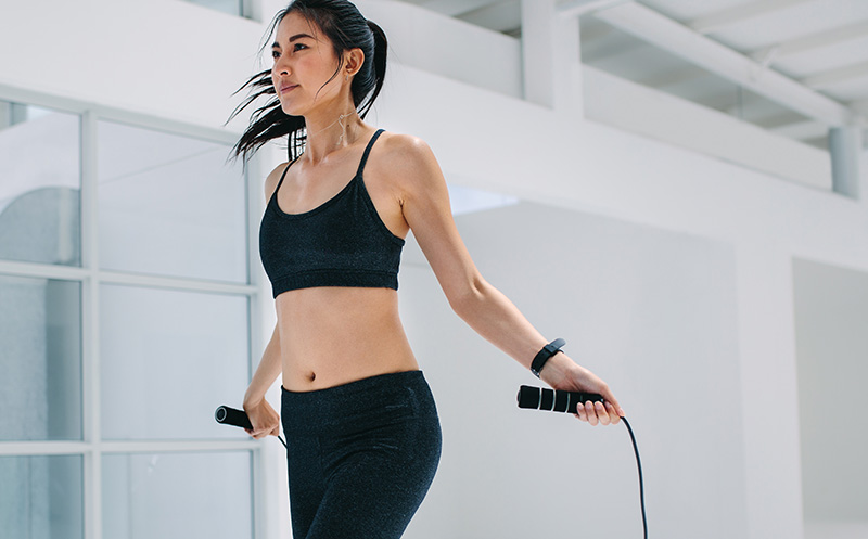 Benefits of Jumping Rope 20 minutes A Day