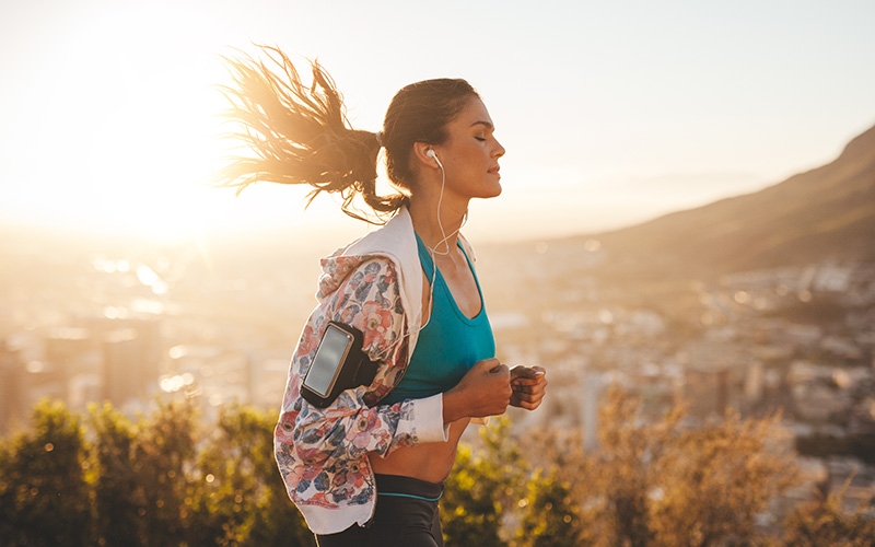 How to Control Breathing While Running