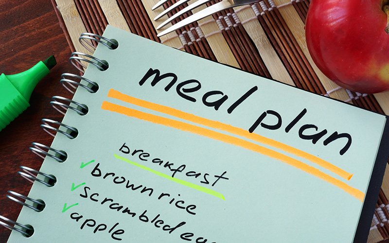 7-Day Intermittent Fasting Meal Plan