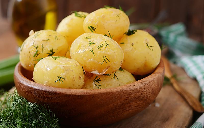 Potato diet side effects
