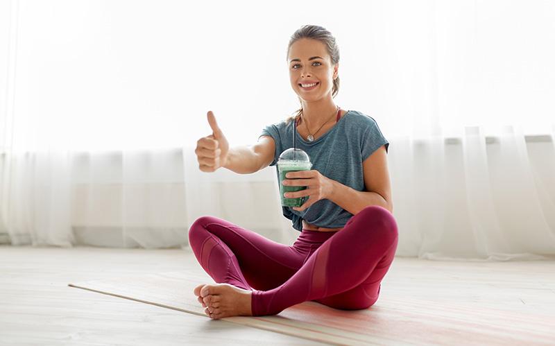 Spirulina for weight loss