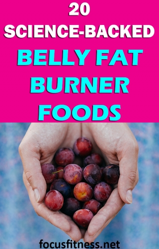 If you want to lose belly fat in the shortest time humanly possible, this article will show you belly fat burner foods you should add to your diet. #belly #fat #Burner #foods #focusfitness
