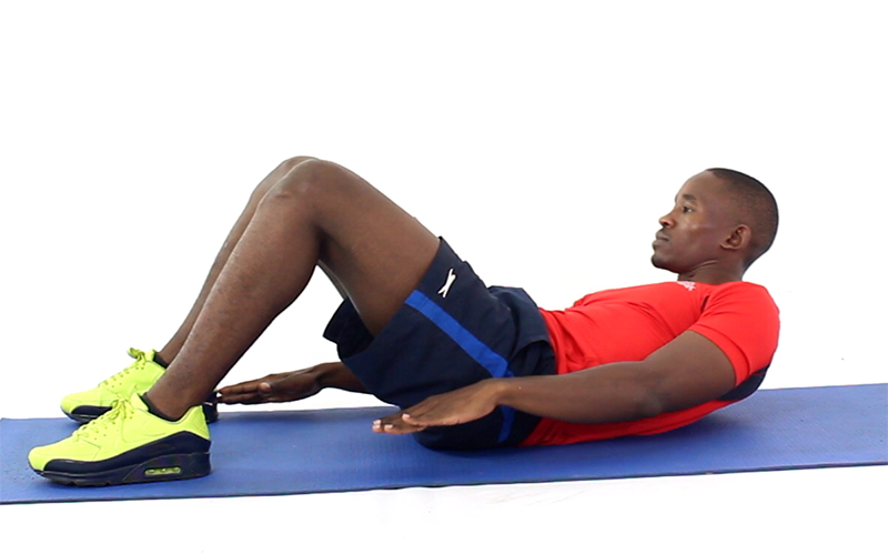 Flat Belly Workout for Abs and Obliques