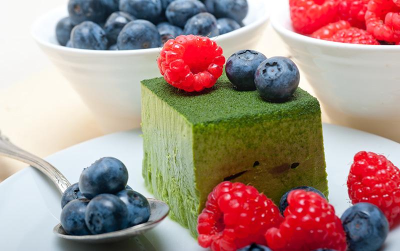 Healthy Recipes with Matcha Powder
