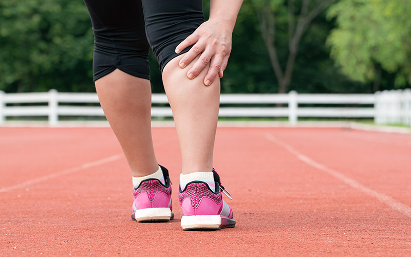 How to Reduce Calf Fat without Surgery